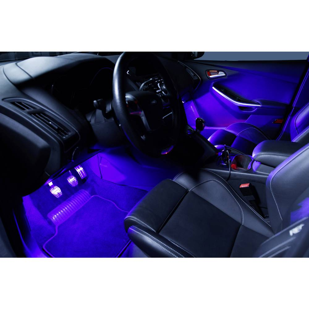 LED interior light, LED strip LEDambient Tuning Lights Basis-Kit ...