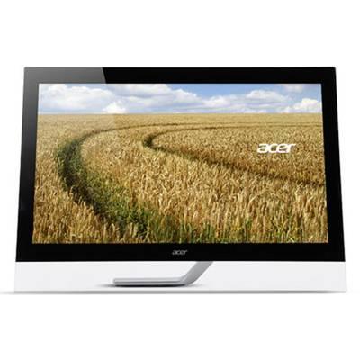 Image of Acer T272HL Touchscreen 68.6 cm (27 ) EEC: C (A+++ - D) 1920 x 1080 pix 16:9 (1080p) 5.00 ms HDMI™, USB 3.0, VGA VA LED