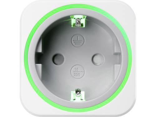 VOLTCRAFT SEM6000 Energiekostenmeter Bluetooth-interface, Gegevensexport, Datalogger, TRMS, Instelbaar stroomtarief, Met App-besturing