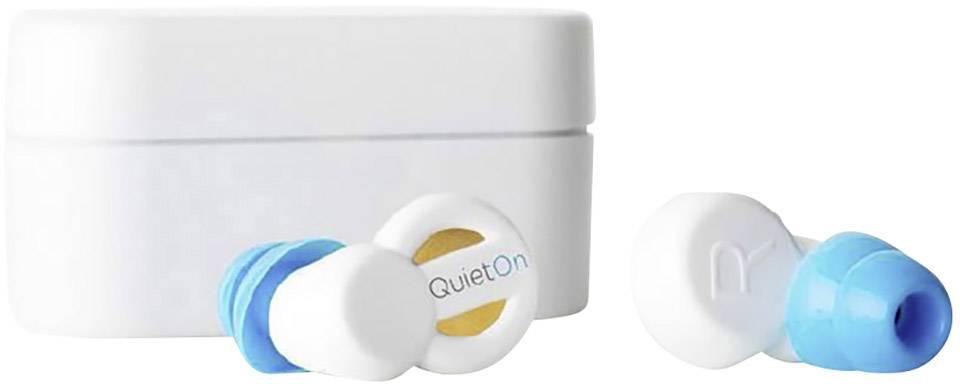 QuietOn Headphones In-ear Noise cancelling White | Conrad com