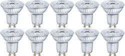 LED Reflektor GU10 OSRAM 4.3 W 350 lm A+ Varmvit 10 st