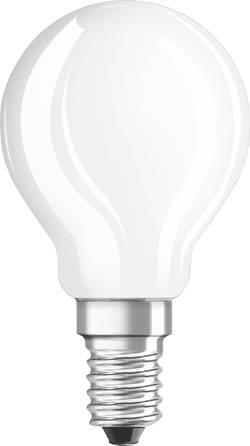 LED Klotform E14 OSRAM dimbar, Filament 3.2 W 250 lm A+ Varmvit 1 st