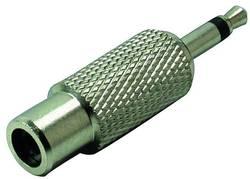Klinken adapter, klinken vtič 3.5 mm - cinch vtičnica mono, št. polov:2 TRU Components 1 kos