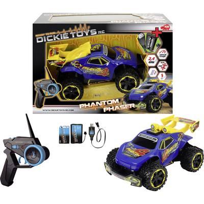 Dickie Toys 201119110 Phantom Phaser 1:16 RC model car for begin