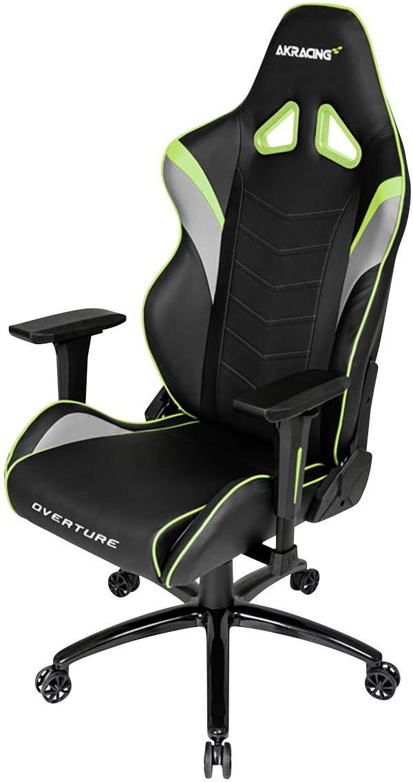 Green Overture Gaming AKRACING Overture chair Overture chair Gaming Green Gaming chair AKRACING AKRACING f76gby