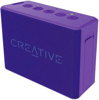 Image of Creative Muvo 2c Bluetooth speaker Aux, Handsfree, SD, spray-proof Purple
