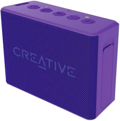 Image of Creative Muvo 2c Bluetooth speaker Aux, Handsfree, SD, spray-proof Purple