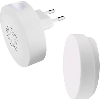 Image of X4-LIFE 701571 Wireless door bell Complete set batteryless