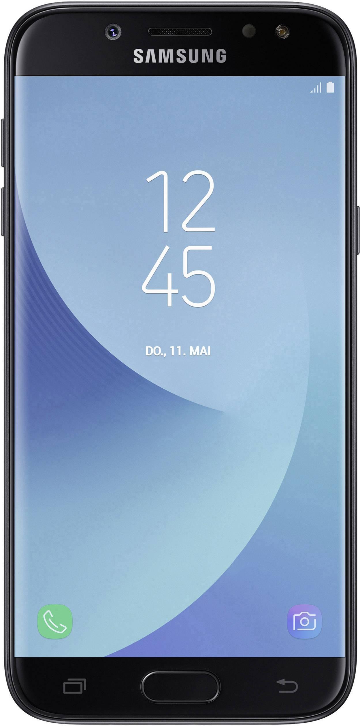 Samsung Galaxy J5 (2017) Duos Smartphone Dual SIM () Black | Conrad com