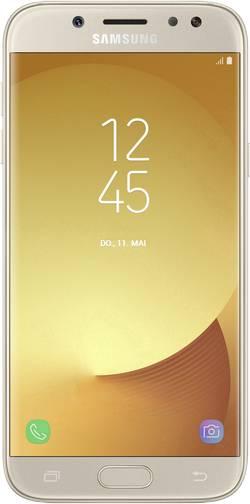 Dual-SIM smartphone 5.2  Samsung Galaxy J5 (2017) Duos 16 GB Guld