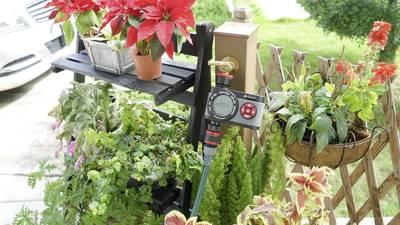 Computerised irrigation TOOLCRAFT (Gardena compatible) 1561120