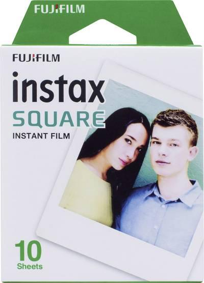 Image of Fujifilm Instax SQUARE Film, 10 Shots