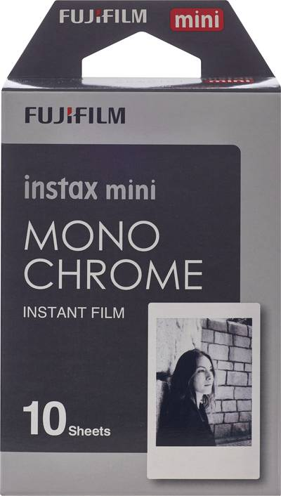 Image of Fujifilm Instax Mini Monochrome Film