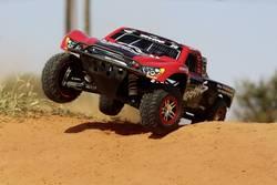 RC-modelbil Truggy 1:10 Traxxas Slash Brushless Elektronik 4WD RtR