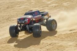 RC-modelbil Monstertruck 1:10 Traxxas Stampede Brushless Elektronik 4WD RtR