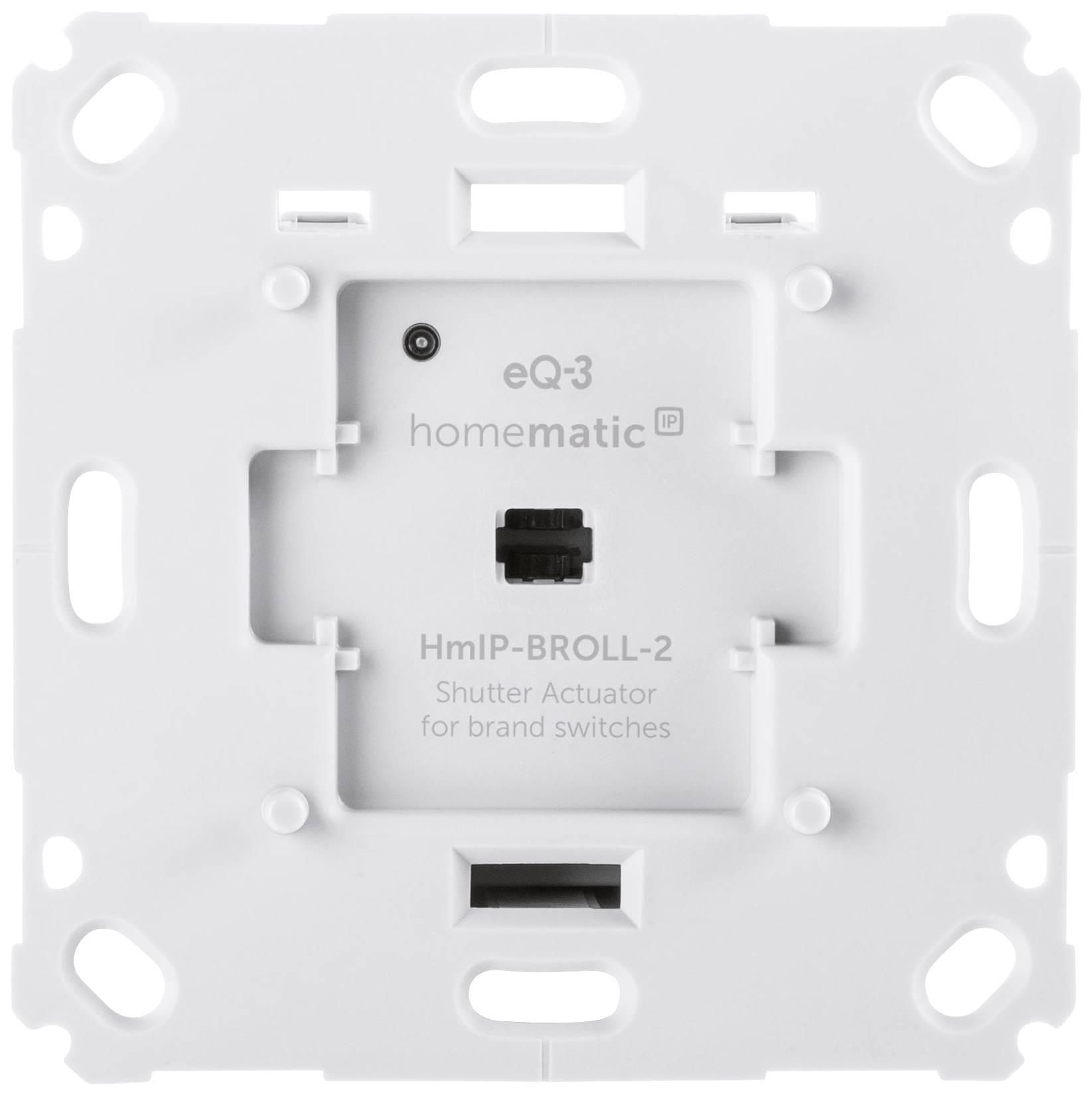 Homematic IP Tasterwippe für Markenschalter universellHmIP-BRU