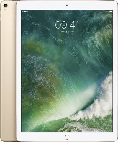 Apple iPad Pro 12.9 WiFi Cellular 256 GB Gold cheapest retail price