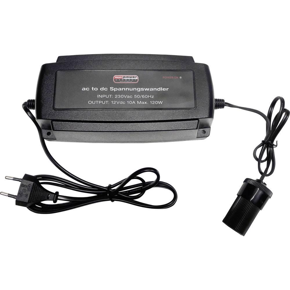 Voltage transformer Profi Power Converter 10A 2950063 120 W from ...