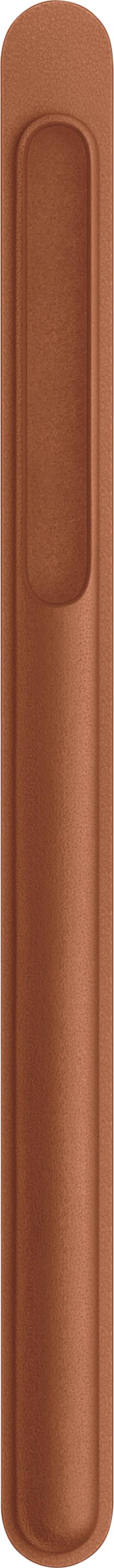 Image of iPad Pro Pencil Case Apple Saddle brown