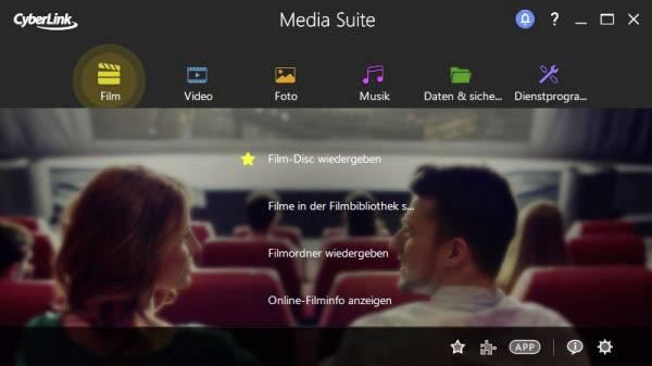 cyberlink media suite 10 dvd abspielen