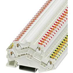 Rækkeklemmer Phoenix Contact Phoenix Contact PTTBS 1,5/S-KNX Hvid 50 stk