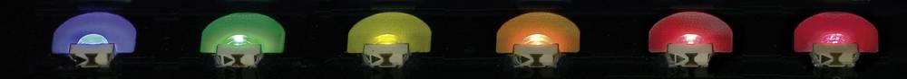 SMD-LED poseban oblik, plava 45 mcd 130 ° 20 mA 3.5 V Everlight Opto 12-215/BHC-AN1P2/3C