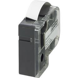 Krympeslangemarkør Phoenix Contact MM-WMS 6,4 (EX10)R C1 WH/BK 803925 1 stk Hvid, Sort