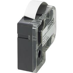 Krympeslangemarkør Phoenix Contact MM-WMS 9,5 (EX16)R C1 WH/BK 803926 1 stk Hvid, Sort