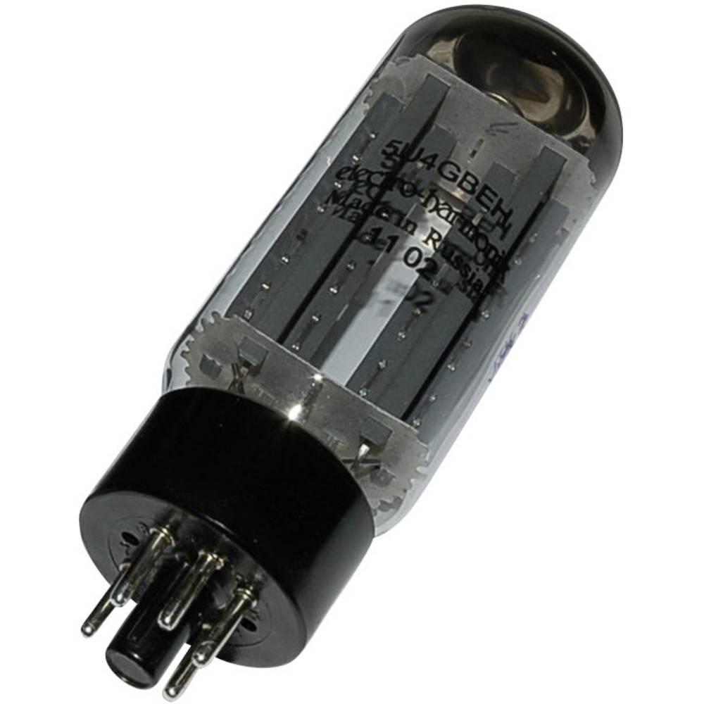 Elektronska cijev 5 U 4 GB polovi: 8 Sockel Oktal, opis: Dualispravljač