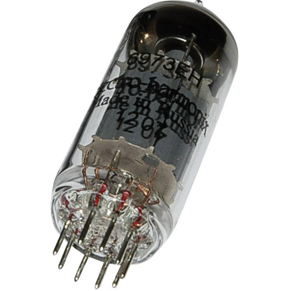 Elektronka 6973 pentoda 250 V 46 mA št. polov: 9 podnožje: novalno