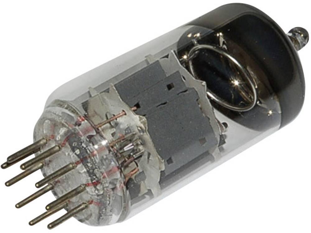 Elektronska cijev UCC 85 polovi: 9 Sockel Noval, opis: Doppeltriode