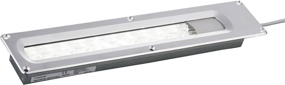 LED svetilka za stikalno omarico, bela 9 W 600 lm 24 V/DC Idec LF2D-E2F-2W-A