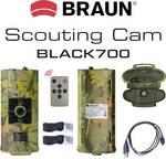 Brown Scouting Cam BLACK 700