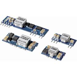 DC/DC-omformer, print TracoPower TOS 16-12SIL 5 V/DC 16 A