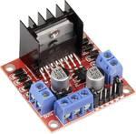 Joy-IT Motor Module (2/4 phase, L298N)