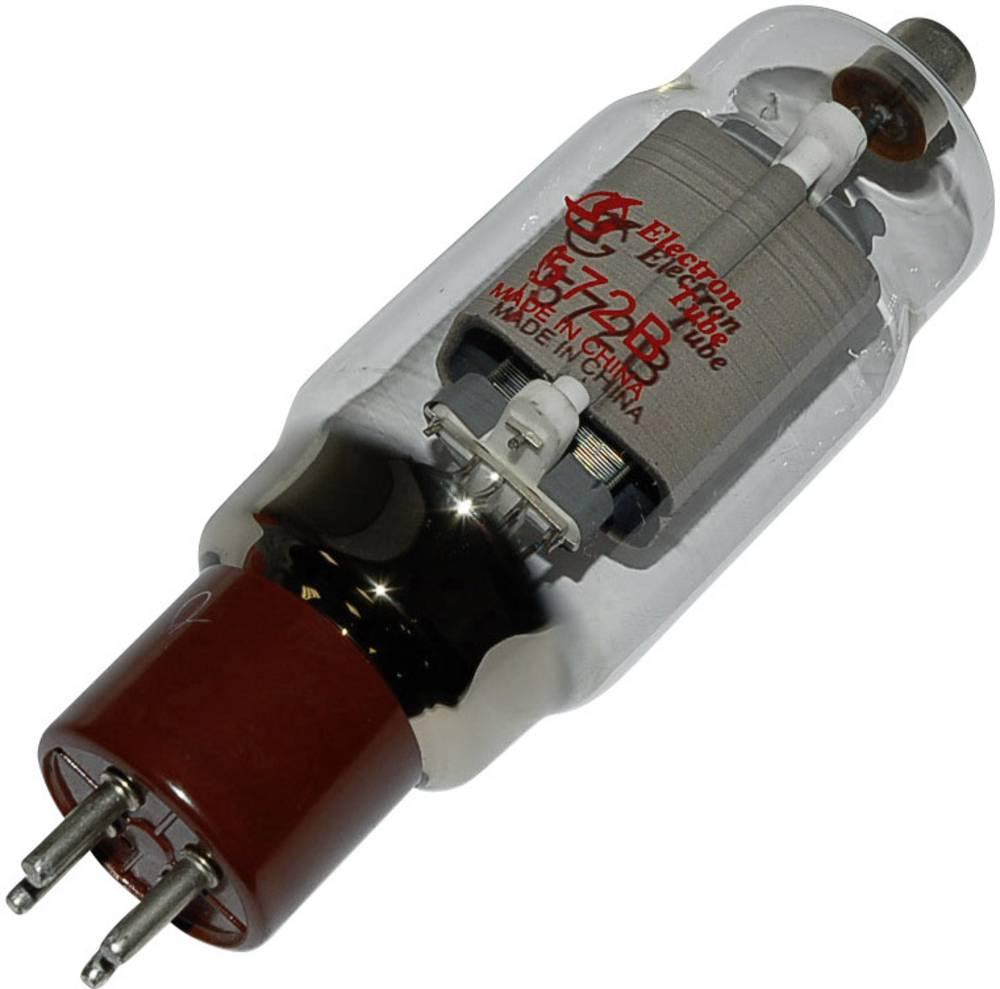 Elektronka 572 B močnostna trioda 2400 V 250 mA št. polov: 4 podnožje: UX-4