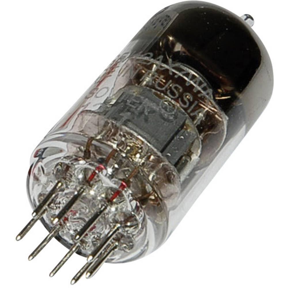 Elektronka 12 AX 7 WA = 7025 dvojna trioda 250 V 1.2 mA št. polov: 9 podnožje: novalno