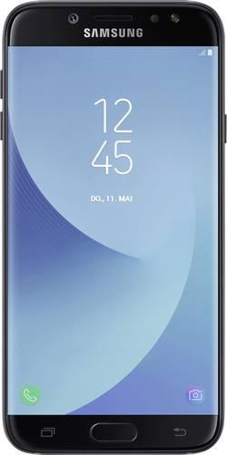 Dual-SIM smartphone 5.5  Samsung Galaxy J7 (2017) Duos 16 GB Sort