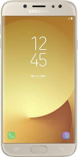 Dual-SIM smartphone 5.5  Samsung Galaxy J7 (2017) Duos 16 GB Guld