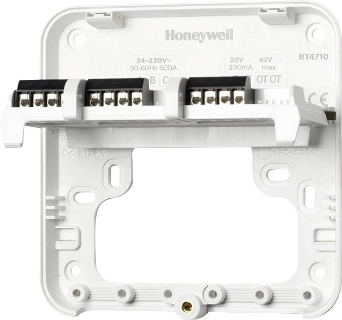 Honeywell Home T6 Wireless indoor thermostat Surface-mount 5 up to