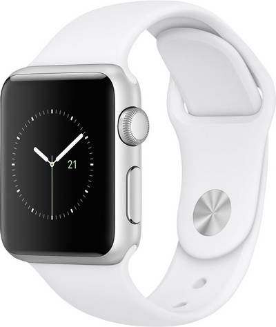 Apple Watch Sport Series 1 38 mm Aluminium Silver cheapest retail price