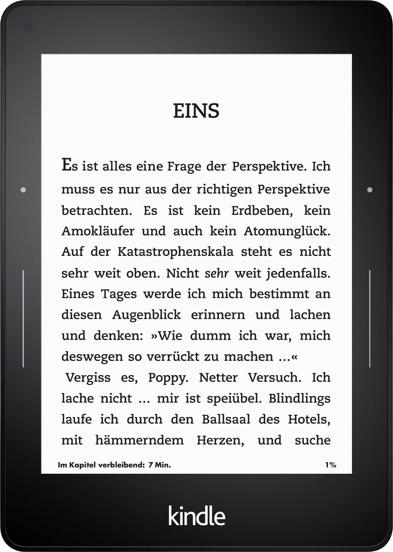 amazon Kindle Voyage WiFi + 3G eBook reader 15 2 cm (6