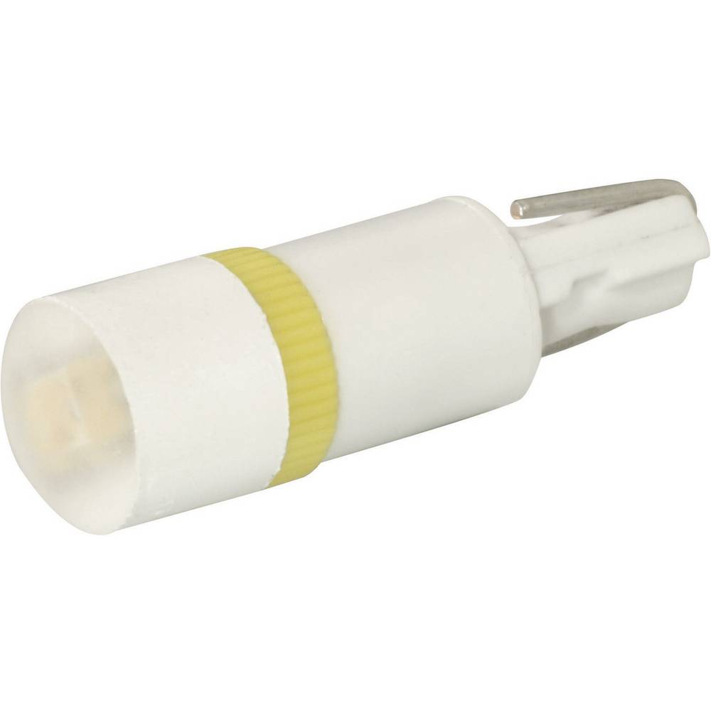 LED žarnica W2x4.6d zelena 12 V/DC, 12 V/AC 650 mcd Signal Construct MWTW4672