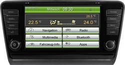 ESX VN830-SK-OC3 Navigationsenhed, fastmontering Europa Tilslutning til ratbetjening, Tilslutning til bagkamera, Håndfrit Blueto