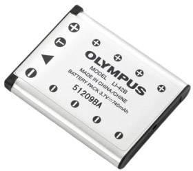 Fotocamera batteria Accu per Olympus d-700