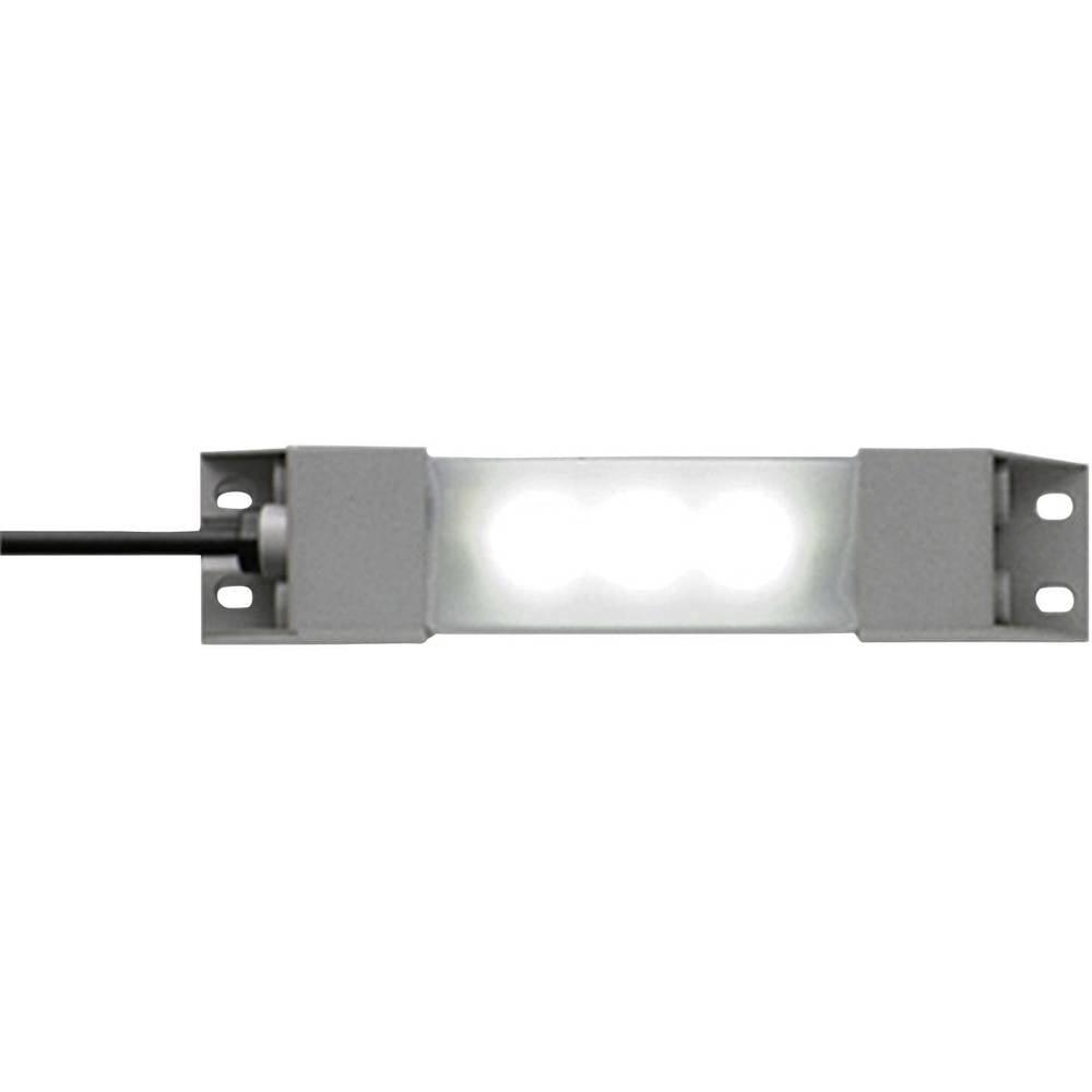 LED svetilka za stikalno omarico, bela 1.5 W 60 lm 24 V/DC Idec LF1B-NA4P-2THWW2-3M
