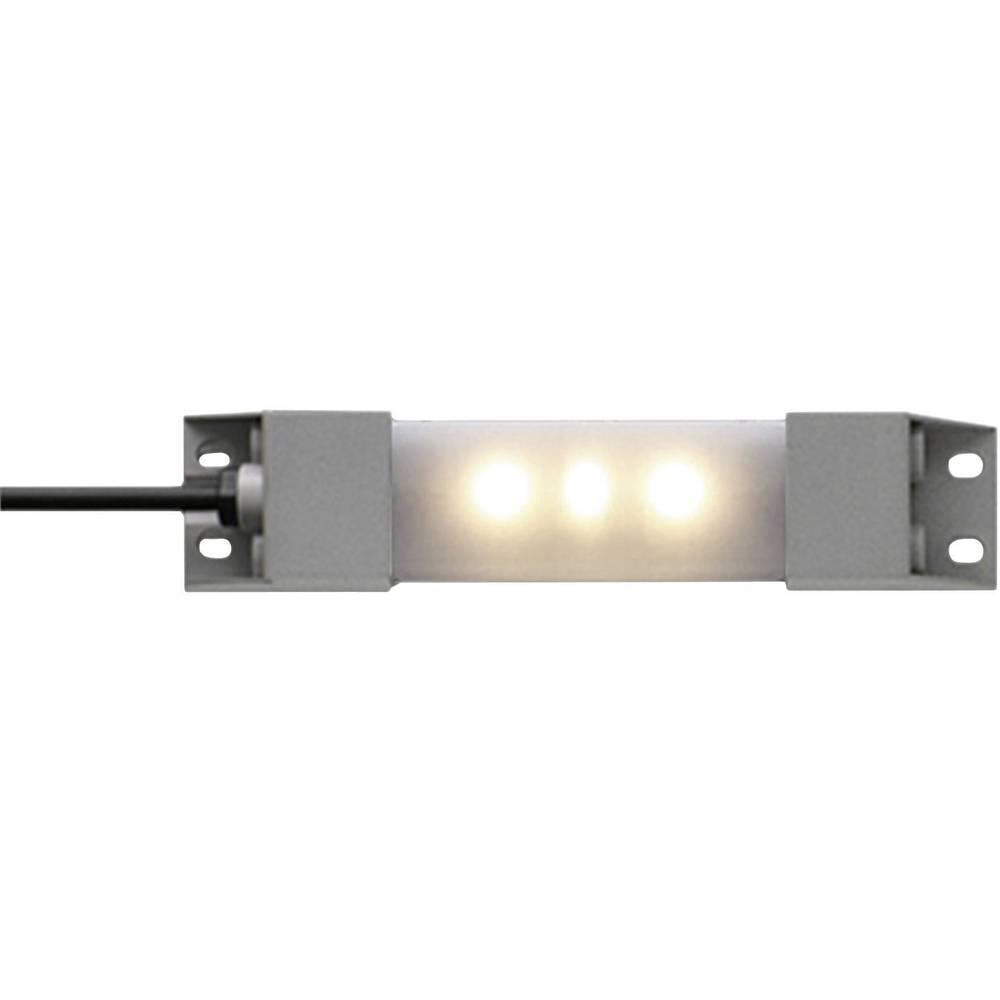 LED svetilka za stikalno omarico, topla bela 1.5 W 45 lm 24 V/DC Idec LF1B-NA4P-2TLWW2-3M