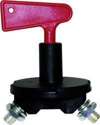 Batteriafbryder Inkl. tyverisikring , Reservenøgle kan fås 12 V, 24 V Lilie 30050