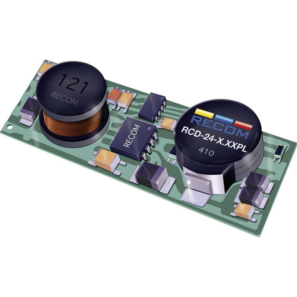 LED-driver 36 V/DC 700 mA Recom Lighting RCD-24-0.70/PL/B