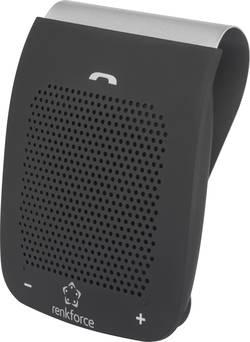 Bluetooth® uređaj za telefoniranje slobodnih ruku Renkforce RF-BTFE-2000 vrijeme razgvora (maks.): 16 h